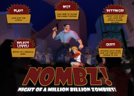 NOMBZ: Night of a Million Billion Zombies Image