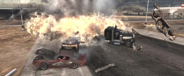 FlatOut Ultimate Carnage - Feature