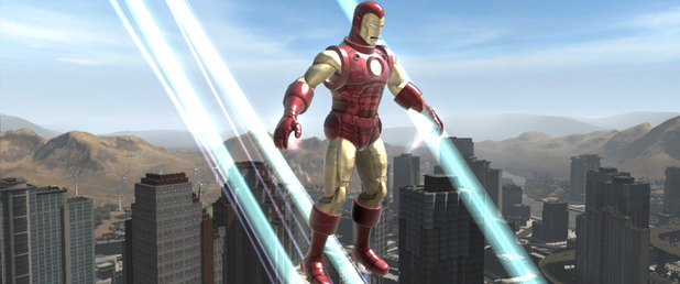 Iron Man - Feature