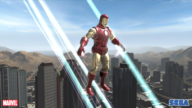 Iron Man Screenshot - 999440