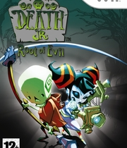 Death Jr.: Root of Evil Boxart