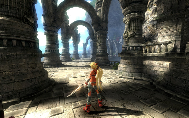 X-Blades Screenshot - 999842