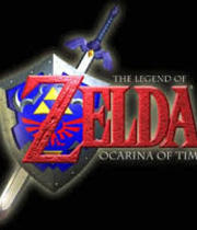 The Legend of Zelda: Ocarina of Time Boxart