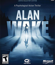 Alan Wake Boxart