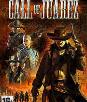 Call of Juarez Boxart