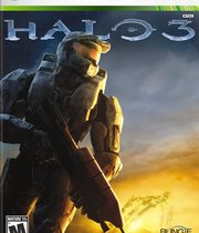 Halo 3 Boxart