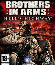 Brothers in Arms Hell's Highway Boxart
