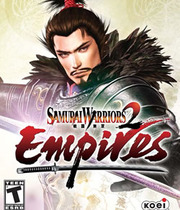Samurai Warriors 2 Empires Boxart
