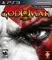 God of War 3 Boxart