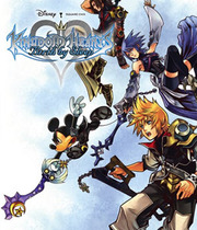 Kingdom Hearts: Birth by Sleep Boxart