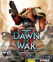 Warhammer 40,000: Dawn of War II Boxart