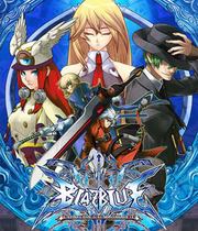 BlazBlue: Continuum Shift Boxart