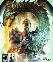Divinity II: Ego Draconis Boxart