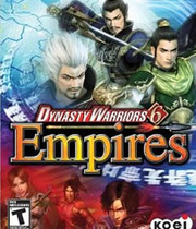 Dynasty Warriors 6 Empires Boxart