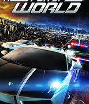 Need for Speed World Online Boxart