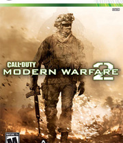 Call of Duty: Modern Warfare 2 Boxart