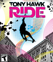 Tony Hawk: RIDE Boxart