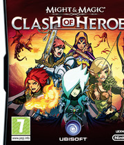 Might & Magic Clash of Heroes Boxart