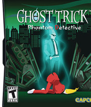 Ghost Trick: Phantom Detective - NDS Boxart