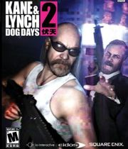 Kane & Lynch 2: Dog Days Boxart