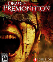 Deadly Premonition Boxart