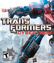 Transformers: War for Cybertron Boxart