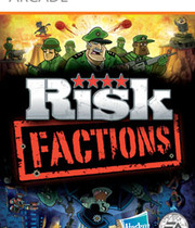 RISK: Factions Boxart