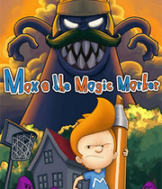Max & the Magic Marker Boxart