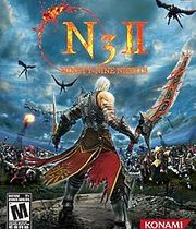 N3II: Ninety-Nine Nights Boxart