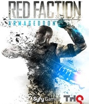 Red Faction: Armageddon Boxart
