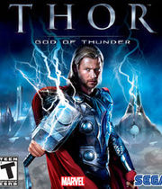 Thor: The Video Game Boxart