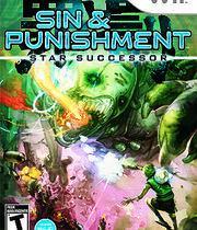 Sin & Punishment: Star Successor Boxart