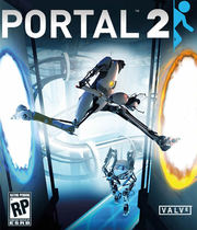 Portal 2 Boxart