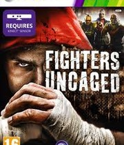 Fighters Uncaged Boxart