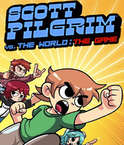 Scott Pilgrim vs. The World: The Game Boxart