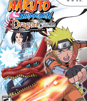 NARUTO SHIPPUDEN: Dragon Blade Chronicles Boxart