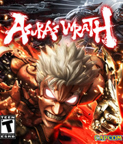 Asura&#x27;s Wrath Boxart