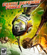 Earth Defense Force: Insect Armageddon Boxart