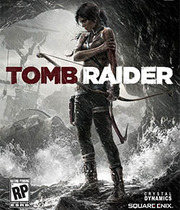 Tomb Raider Boxart