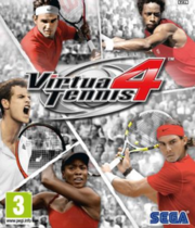 Virtua Tennis 4 Boxart