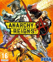 Anarchy Reigns Boxart