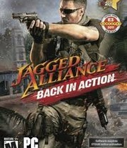 Jagged Alliance: Back in Action Boxart