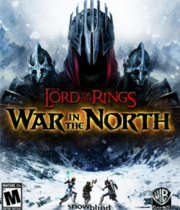 Lord of the Rings: War in the North Boxart
