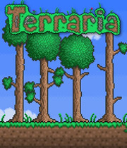 Terraria Boxart