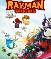 Rayman Origins Boxart