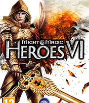 Might & Magic Heroes VI Boxart