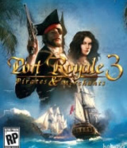 Port Royale 3 Boxart