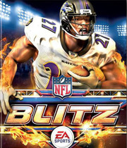 NFL Blitz Boxart
