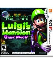 Luigi's Mansion: Dark Moon Boxart