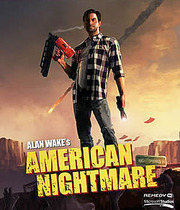 Alan Wake's American Nightmare Boxart